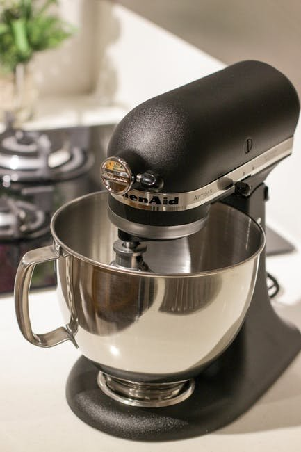 Which Kitchenaid Mixer Attachment To Use For Cake Batter