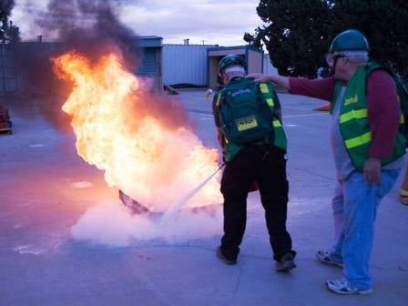 Livermore Pleasanton Community Emergency Response Team (CERT) Vi
