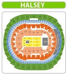 Halsey Tour 2020.Halsey Manic Tour Tickets 2020